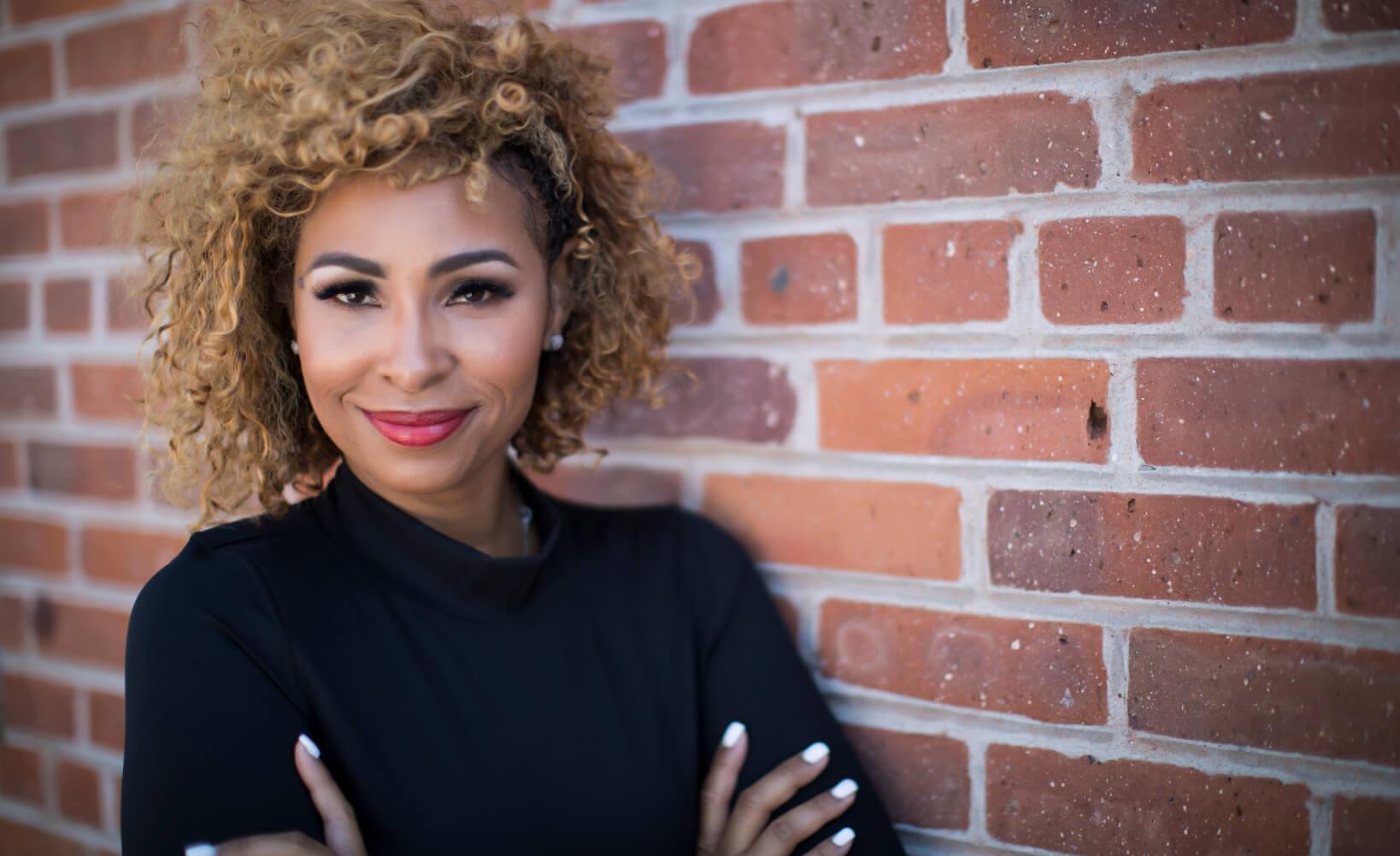 Zsa'nee Gaines, portrait photographer in Denver, CO.